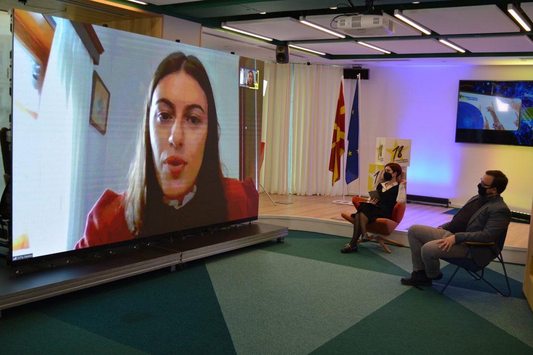 A APDES apresentou dois projetos Europeus na área da Economia Social Solidária na International Youth Conference, na sessão Solidarity in Crisis: Humanity Beyond Covid-19