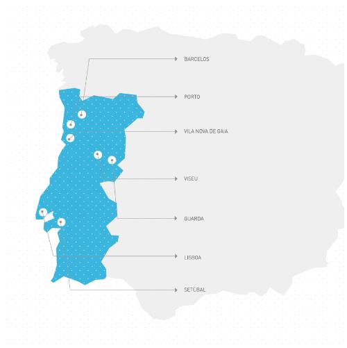 Geografia de intervenção Portugal