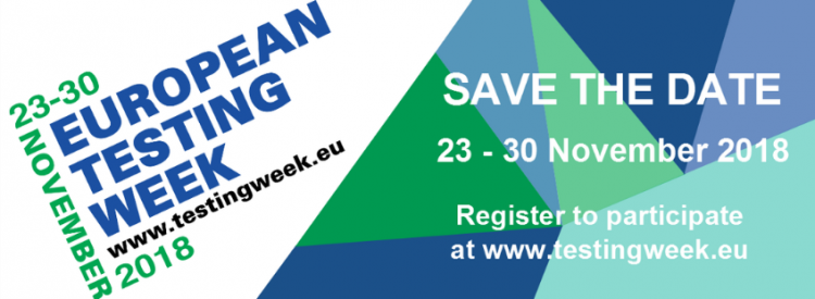 European HIV-Hepatitis Testing Week 2018