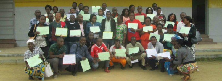 Sikola: Formação sobre Participação Cívica em Cabinda