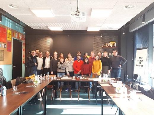 European Partner Meeting of Peer2Peer Project