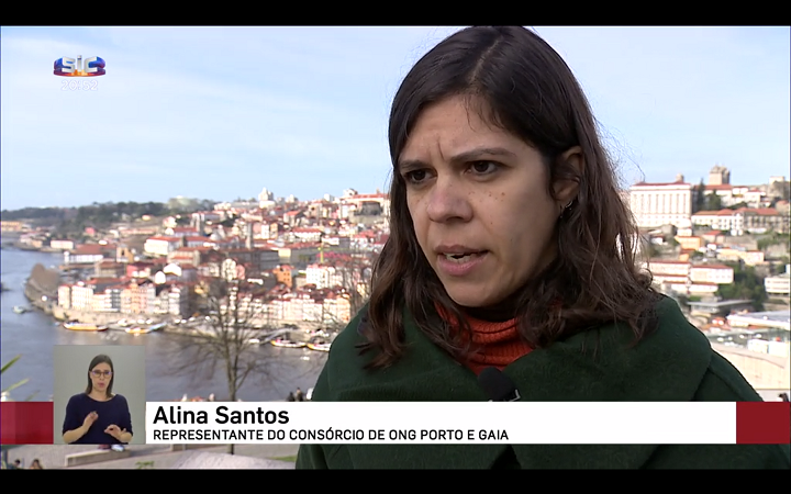 APDES on portuguese TV