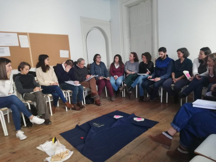 2nd Meeting of Interested People in the Train the Trainers Program on Social Solidarity Economy