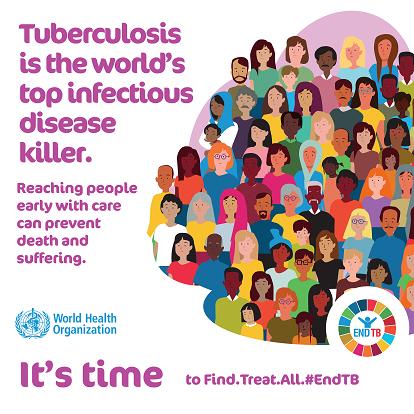 Tuberculose: APDES alia-se à DGS para novo projeto
